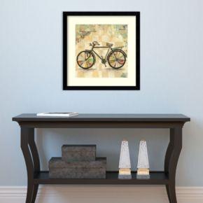 Amanti Art Ride 2 Framed Wall Art
