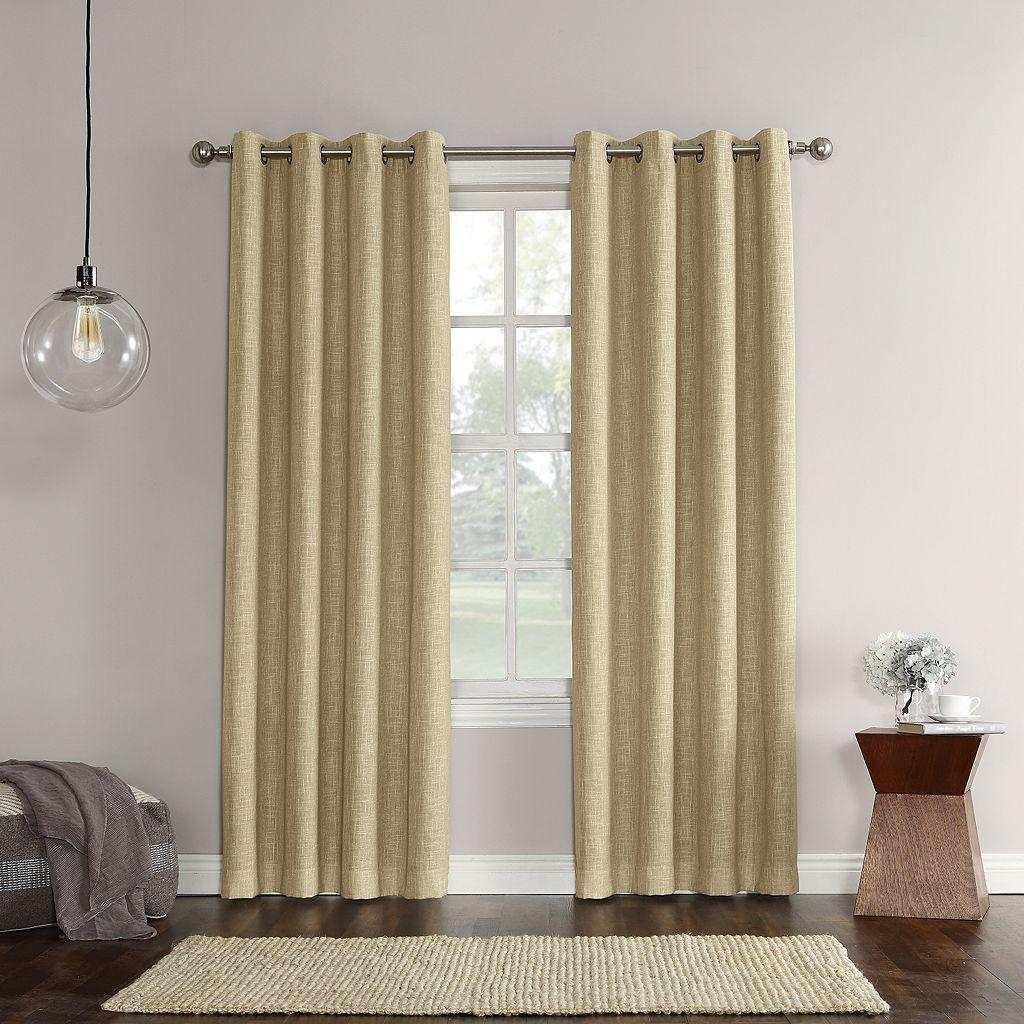 Sun Zero Gilby Curtain