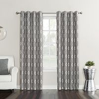 Sun Zero Elda Window Curtain