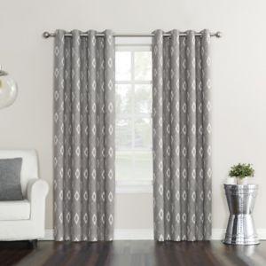 Sun Zero Elda Curtain