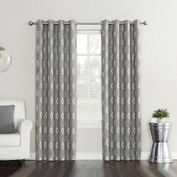 Sun Zero Elda Window Curtain