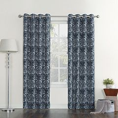 Sun Zero 1-Panel Stanford Window Curtain
