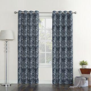 Sun Zero 1-Panel Stanford Window Curtain