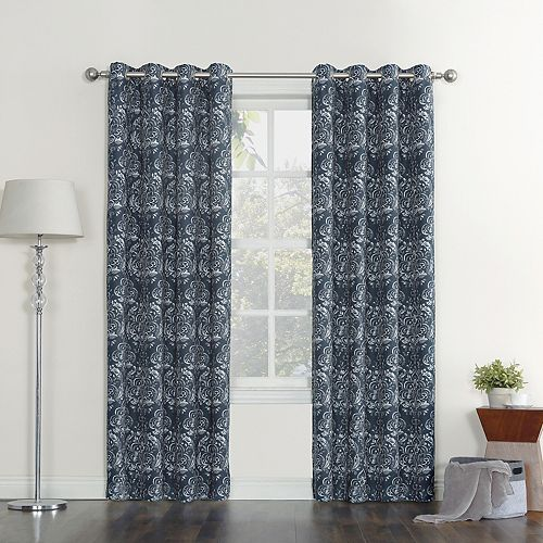 Sun Zero Stanford Window Curtain