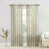 No918 Tosha Window Curtain