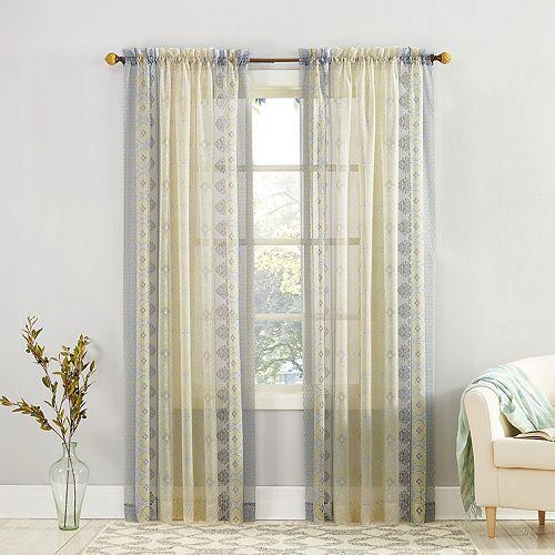No918 Tosha Window Curtain