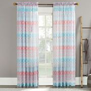 No918 Vernell Sheer Window Curtain