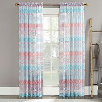 Sun Zero Hansen Window Curtain