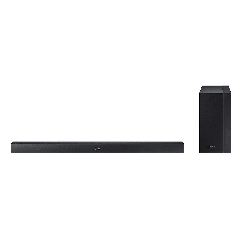 Samsung 2.1 Channel Soundbar with Wireless Subwoofer (HW-M360/ZA)