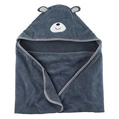 Baby Boy Carter's Bear Hooded Towel