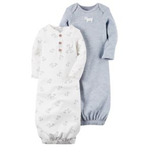 Baby Boy Carter's Dog Sleeper Gowns