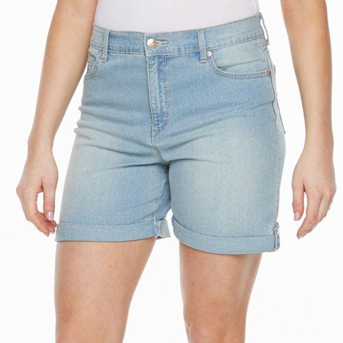 gloria vanderbilt shorts kohls
