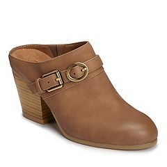 A2 by Aerosoles Velviteen Women's Mules