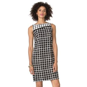 Women's Chaps Printed Sheath Dress