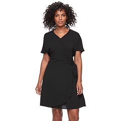 Women's Apt. 9® Faux-Wrap Dress