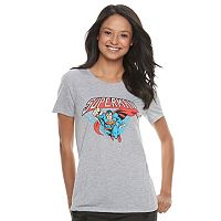 Juniors' DC Comics Superman Graphic Tee