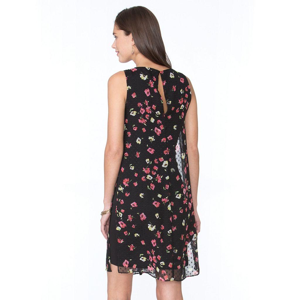 Women's Chaps Floral Shift Dress