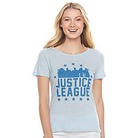 Juniors' DC Comics Justice League Graphic Tee