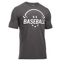 Men's Under Armour Baseball Diamond Tee