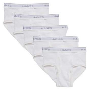 Boys Hanes 5-Pack Ultimate Briefs