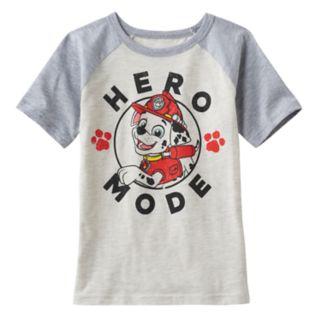 "Boys 4-10 Jumping Beans® Paw Patrol Marshall ""Hero Mode"" Heathered Tee"
