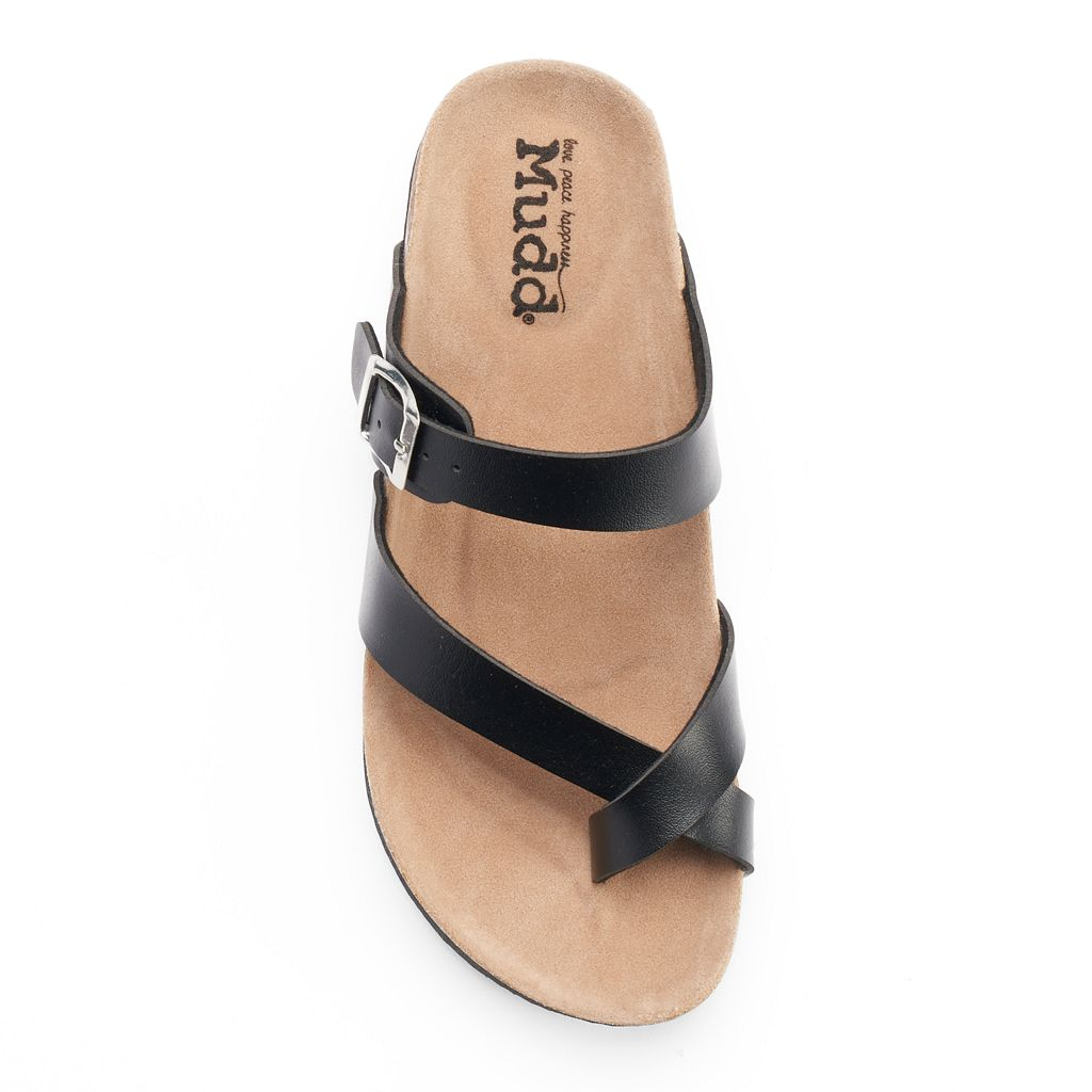 Mudd® Women's Toe Loop Sandals