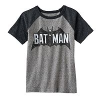 Boys 4-10 Jumping Beans® Batman Raglan Tee