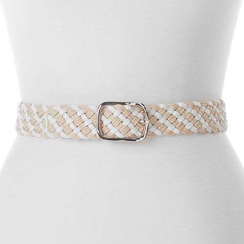 Women's Apt. 9® Braided Rope Belt