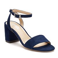 Style Charles by Charles David Kim Women's Block Heel Sandals