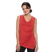 Women's Apt. 9® Ruched Tank