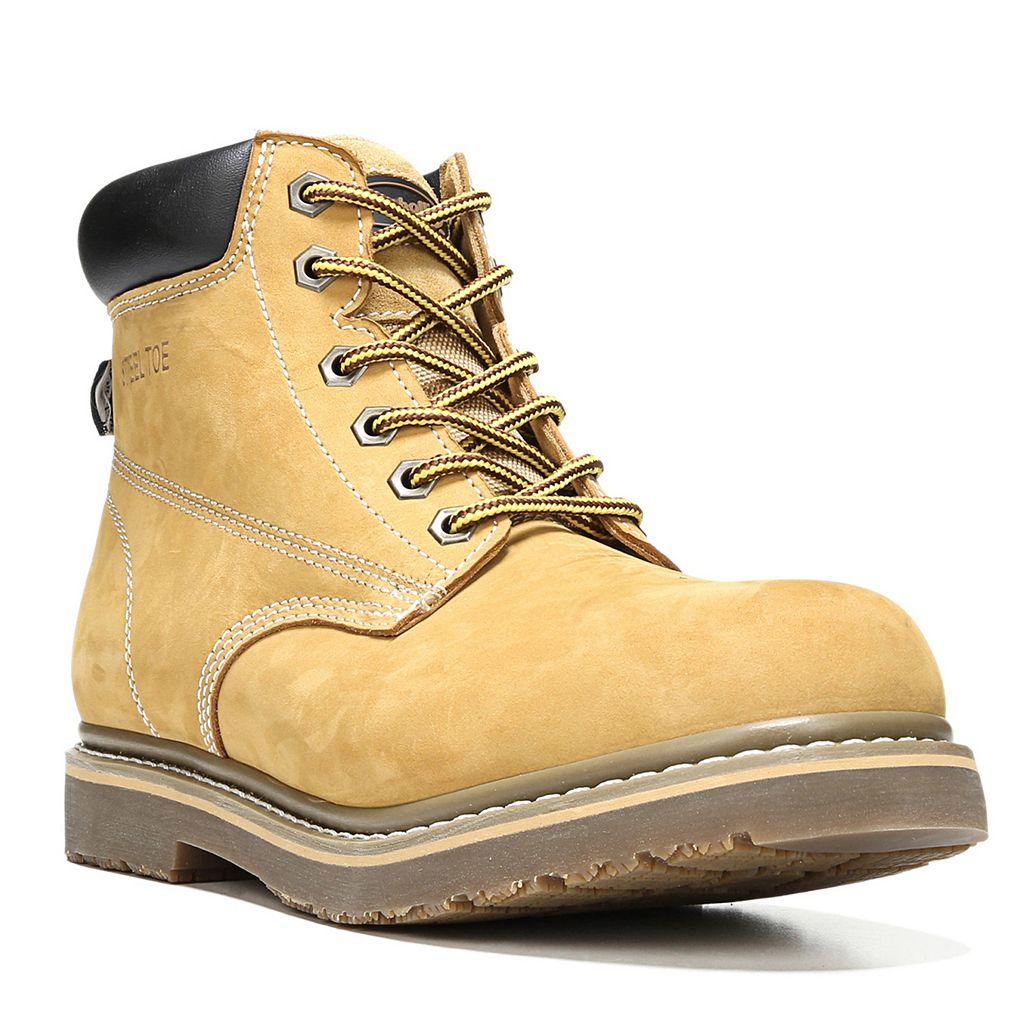 Dr. Scholl's Fenton II Men's Steel Toe Boots
