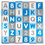 Tadpoles 36 pc ABC Playmat Set