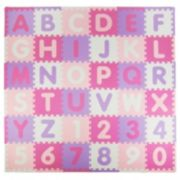 Tadpoles 36-pc. ABC Playmat Set