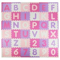 Tadpoles 36 pc ABC Playmat Set