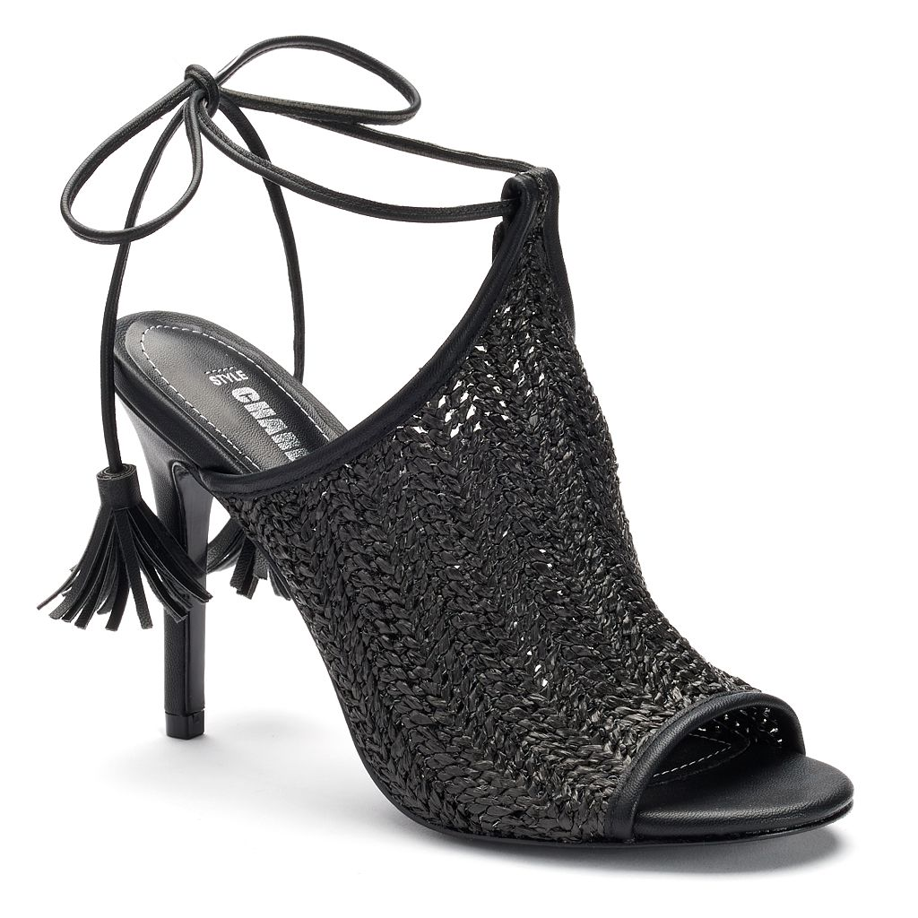 Style Charles by Charles David Rules Women's High Heel Sandals