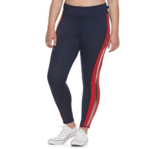 Juniors' Plus Size Marvel Hero Elite Captain America Leggings by Her Universe