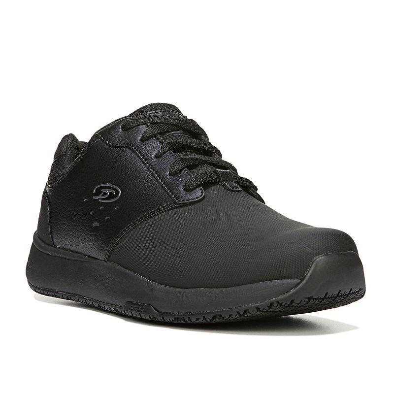Dr. Scholl's Intrepid Men's Sneakers. Size: Medium (8). Black