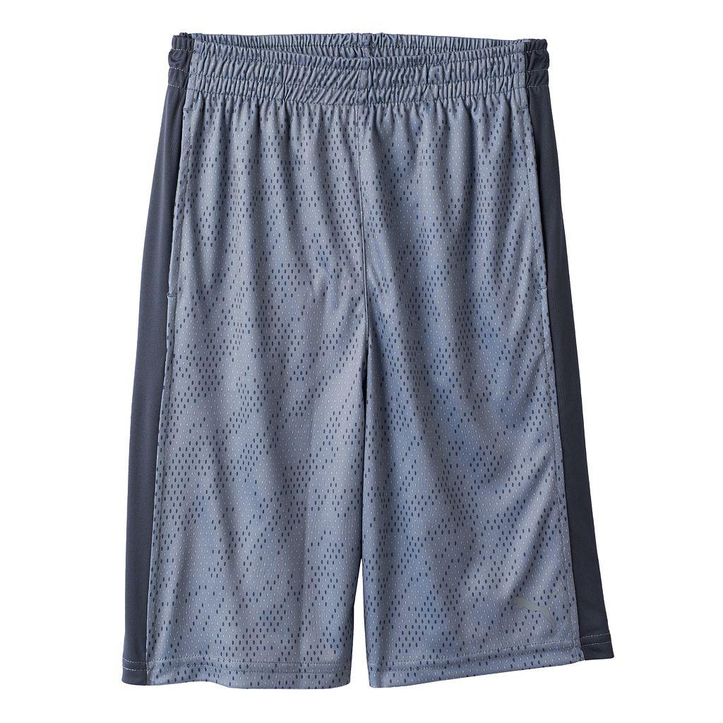 Boys 8-20 PUMA Big Stripe Shorts