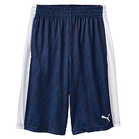 Boys 8-20 PUMA Big Stripe Shorts