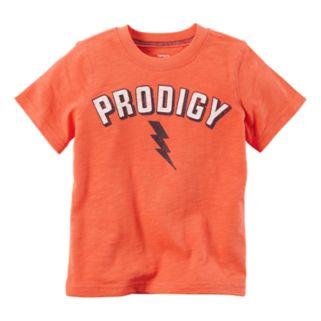 "Boys 4-8 Carter's ""Prodigy"" Graphic Tee"
