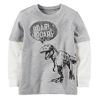 Boys 4-7 Carter's Dinosaur