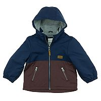 Boys 4-7 Carter's Colorblocked Fleece-Lined Midweight Barn Jacket