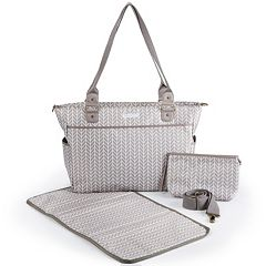 Baby Aspen 360 Signature Diaper Bag