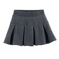 Toddler Girl Jumping Beans® Pleated Fleece Skort