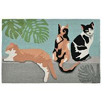 Trans Ocean Imports Liora Manne Front Porch Catalina Island Indoor Outdoor Rug
