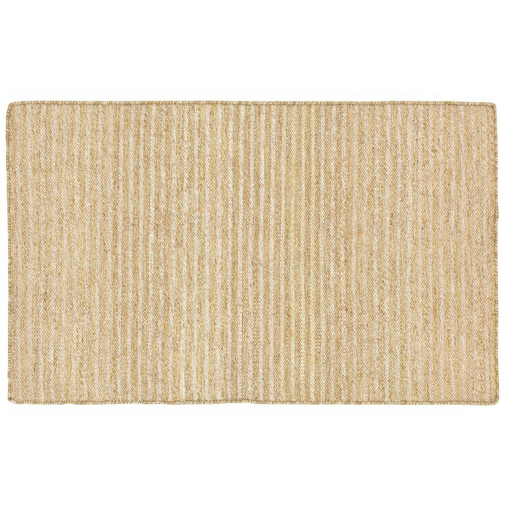 Trans Ocean Imports Liora Manne Mojave Pencil Stripe Indoor Outdoor Rug