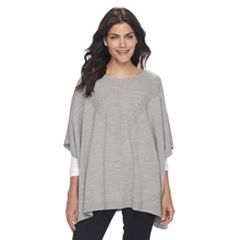Women's Napa Valley Textured Poncho