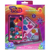 Girls DreamWorks Trolls Poppy & Branch Cellphone Lip Gloss Set