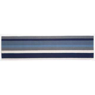 Trans Ocean Imports Liora Manne Newport Vertical Stripe Indoor Outdoor Rug