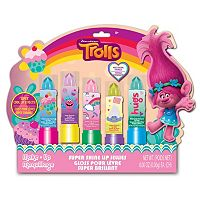 Girls DreamWorks Trolls 5-pk. Jelly Lip Balms